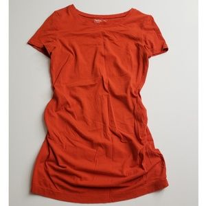 EUC Gap Maternity Top Orange Size S